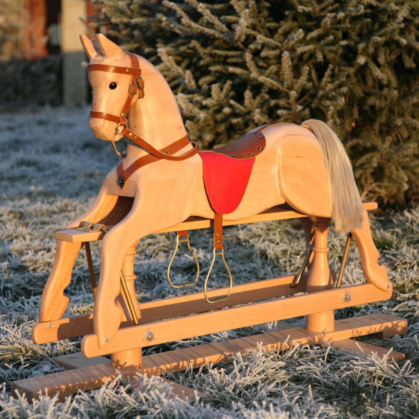 Сделать своими руками лошадь из дерева своими руками