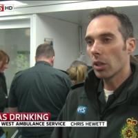Chris Hewett   Social Profile