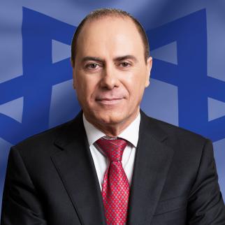 Silvan Shalom Social Profile