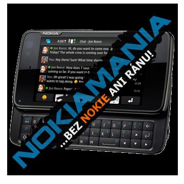 Nokia N900 CZ