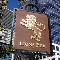 Lions Pub   Social Profile