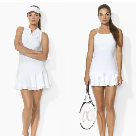 テニスウェアの専門ショップ