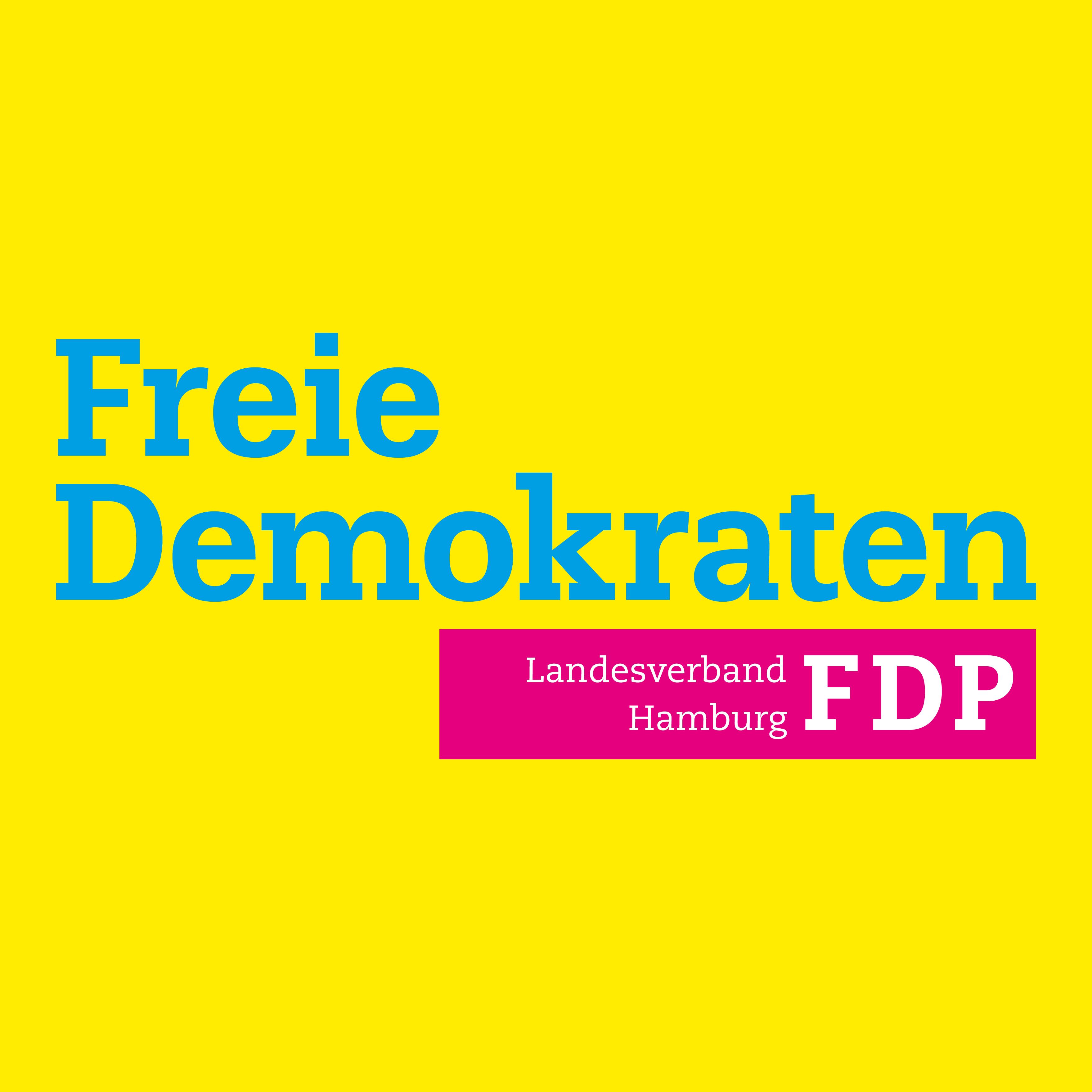 FDP Hamburg  Twitter Hesabı Profil Fotoğrafı
