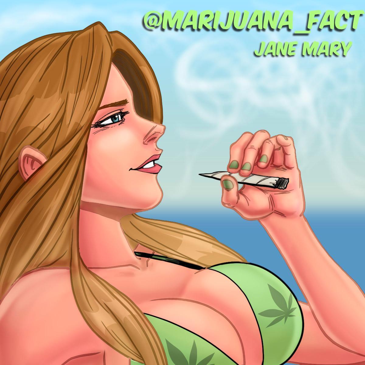 Jane Mary Social Profile