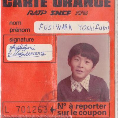 toshi fujiwara/藤原敏史 | Social Profile