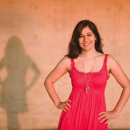 Tia Sparkles Singh Social Profile