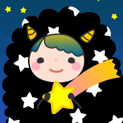 ちっち☆LINEスタンプ販売中 | Social Profile
