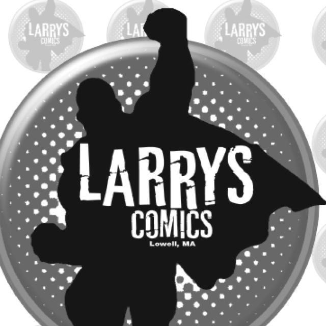 LarrysComics.net Social Profile