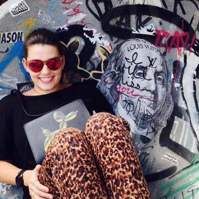 Cristina Bocaranda | Social Profile