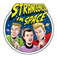 Strangeness in Space   Social Profile