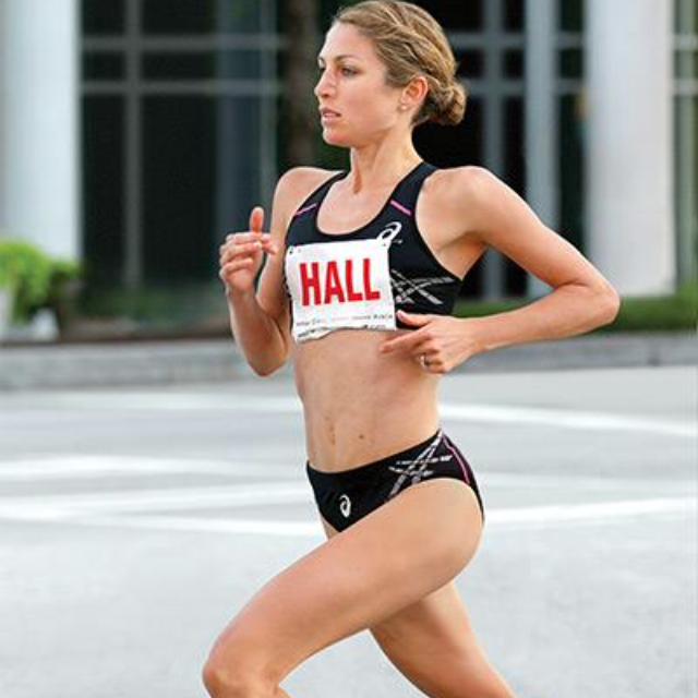 Sara Hall Social Profile