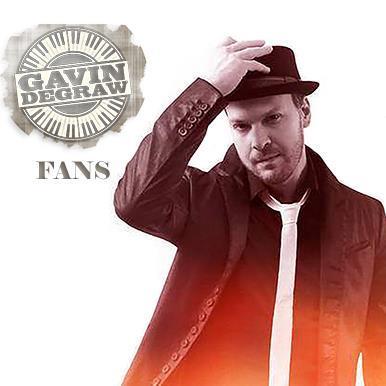 Gavin DeGraw Fans Social Profile