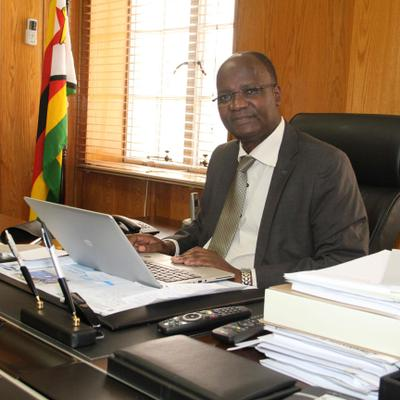 Prof Jonathan Moyo