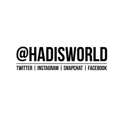 Hadi aka Hadisworld | Social Profile