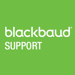 Blackbaud Support | Social Profile