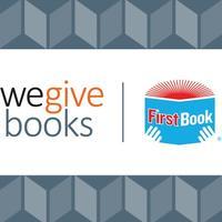 WeGiveBooks | Social Profile