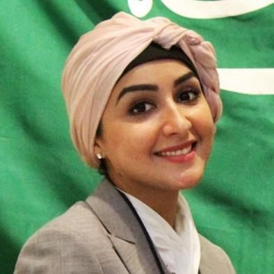 Layla Abuljadayel   Social Profile