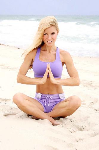 Health Fitness Girl Social Profile