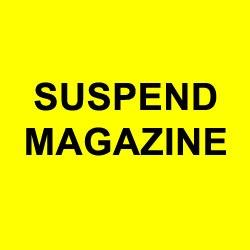 Suspend Magazine | Social Profile