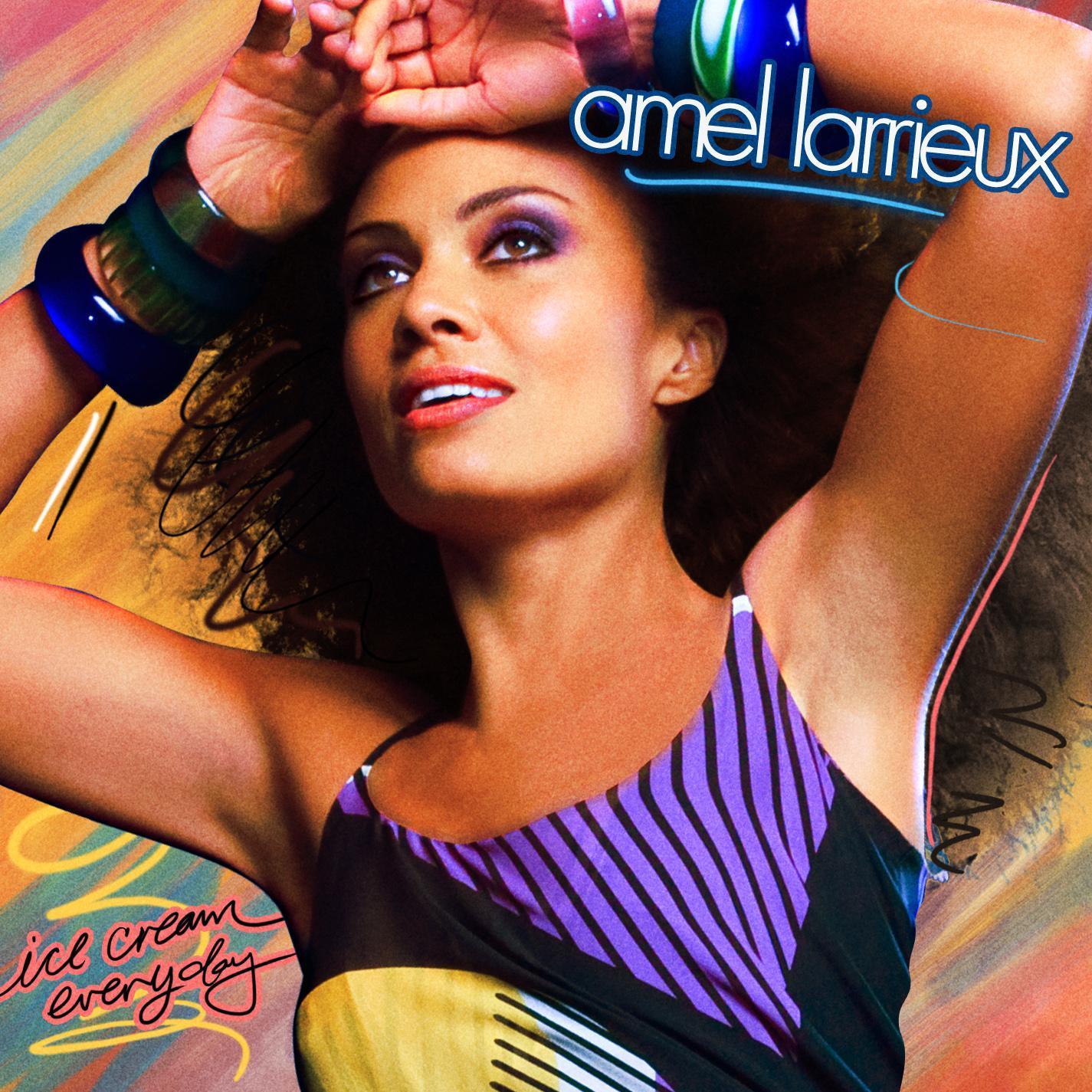 Amel Larrieux Social Profile