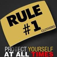 Rule #1 Clothing | Social Profile