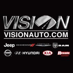 Vision Auto Group Social Profile