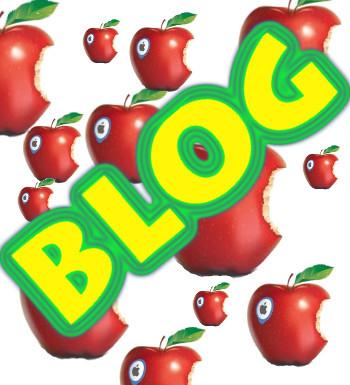 Jablíčkáři blogují