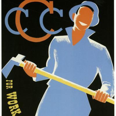Bring back FDR's CCC | Social Profile