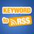 <a href='https://twitter.com/KeywordToRSS' target='_blank'>@KeywordToRSS</a>