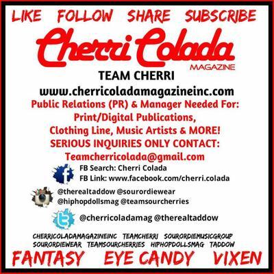CherriColadaMagInc | Social Profile