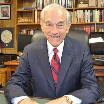 Ron Paul Social Profile