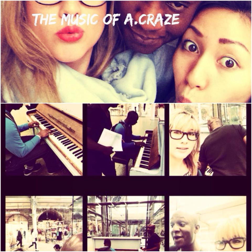 The Music of A.Craze Social Profile