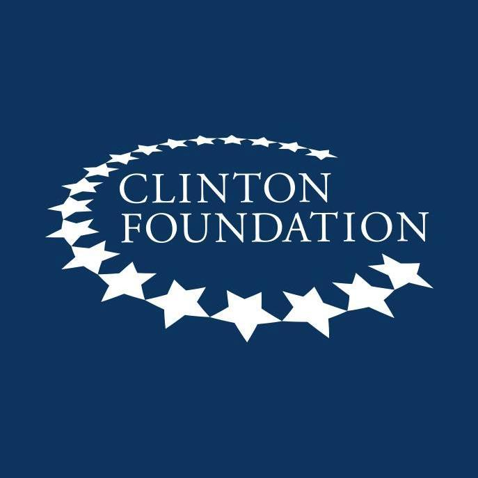 Clinton Foundation Social Profile