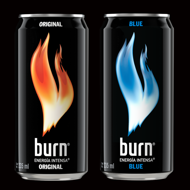 Burn Mexico Social Profile