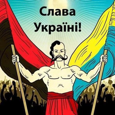 Низка робіт з закликом молитися за україну