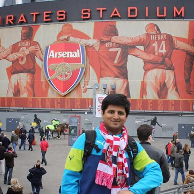 Vignesh Venkat | Social Profile