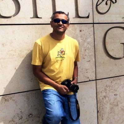 Ashesh Shah | Social Profile