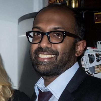 Vijay Pandurangan | Social Profile