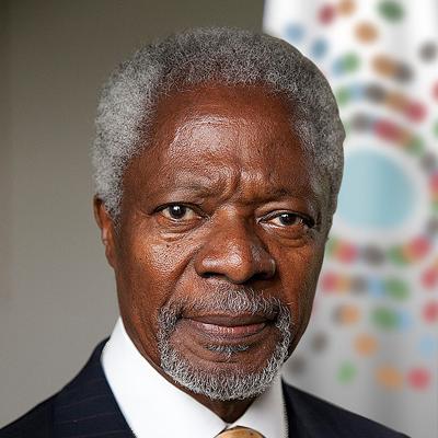 Kofi Annan | Social Profile