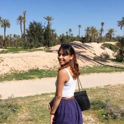 Arisya Zuhra Namira | Social Profile