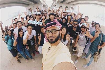 Mohamed P Al Awadhi Social Profile