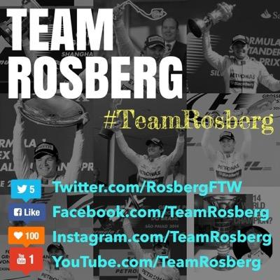 Team Rosberg | Social Profile