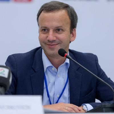 Arkady Dvorkovich | Social Profile