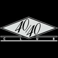 The 40/40 Club | Social Profile