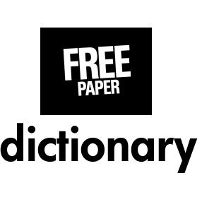 freepaper dictionary Social Profile