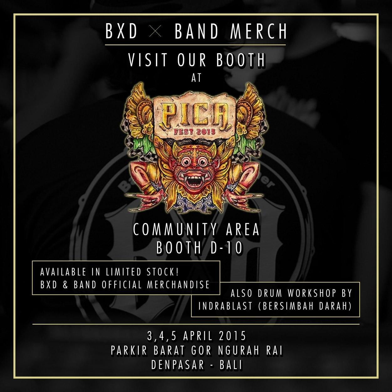 Bali Xtreme Drummer Social Profile