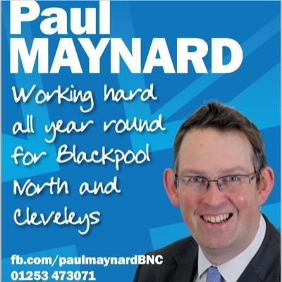 Paul Maynard Social Profile