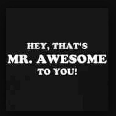 Mr Awesome 2 You | Social Profile