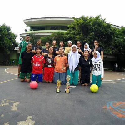 FutsalPutri SMAN30 | Social Profile