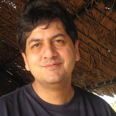 Vikram Chandra   Social Profile